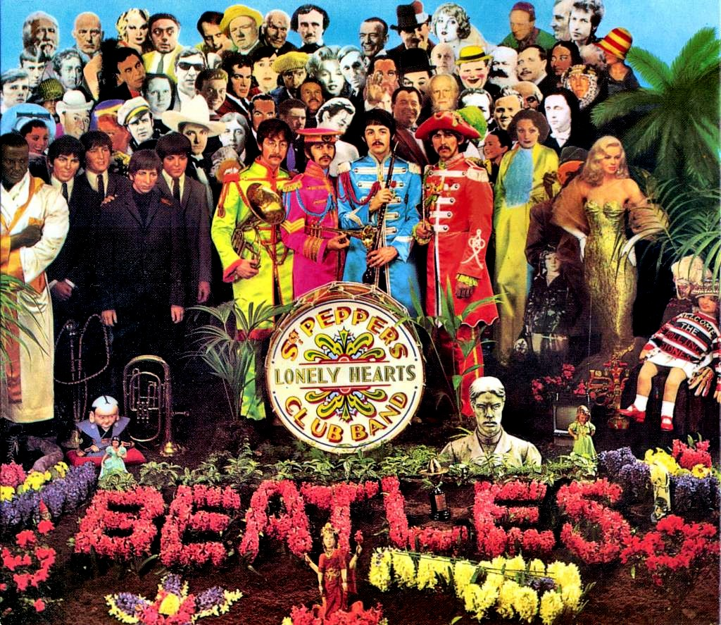 Recensione The Beatles - Sgt. Pepper's Lonely Hearts Club Band