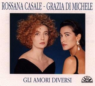 Grazia di michele discografia con album singoli e raccolte - Amori diversi testo ...