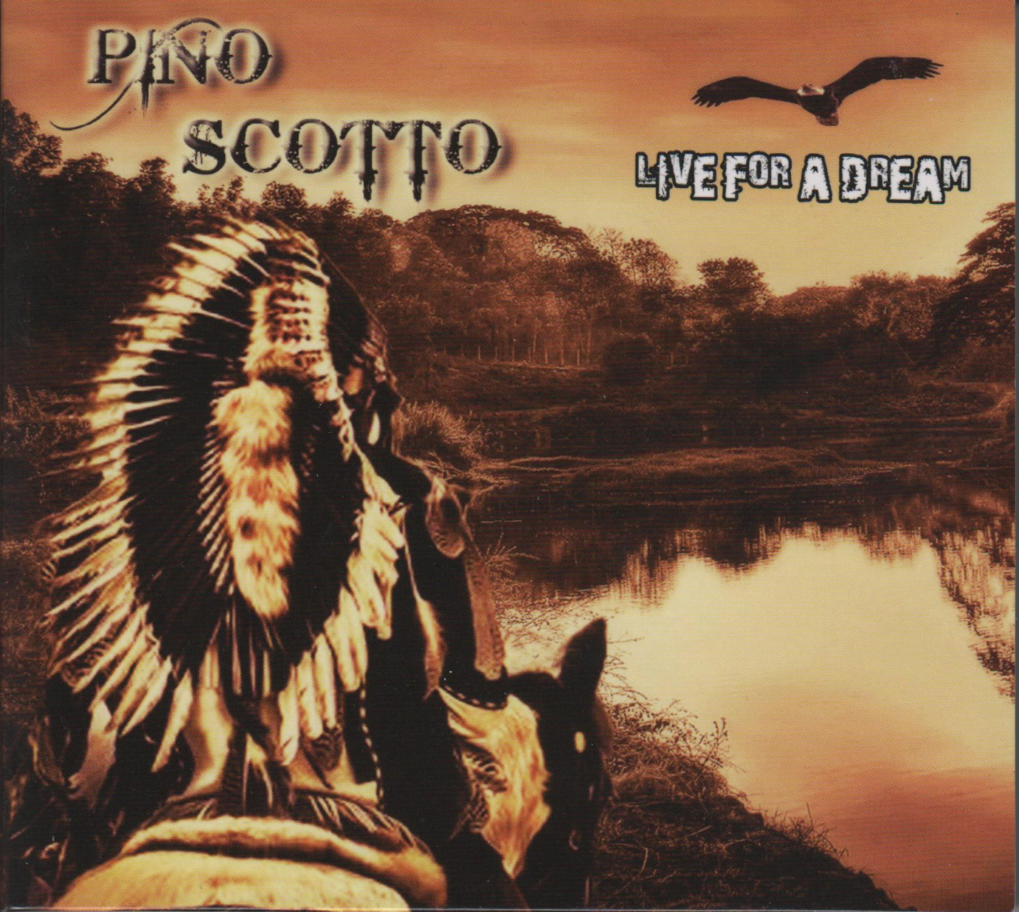 Pino Scotto - Live for a dream