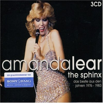 Amanda Lear - The Sphinx: 3CD Box 1976-1983