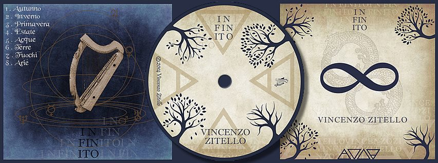 Disco Vincenzo Zitello - Infinito